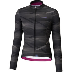 Shimano Kaede Maillot Thermique Femme, black